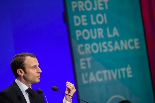 La loi Macron saluée par les entrepreneurs