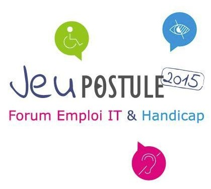 1er Forum Emploi IT & Handicap