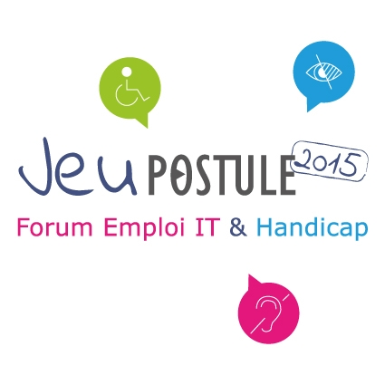 1er Forum Emploi IT & Handicap à Paris