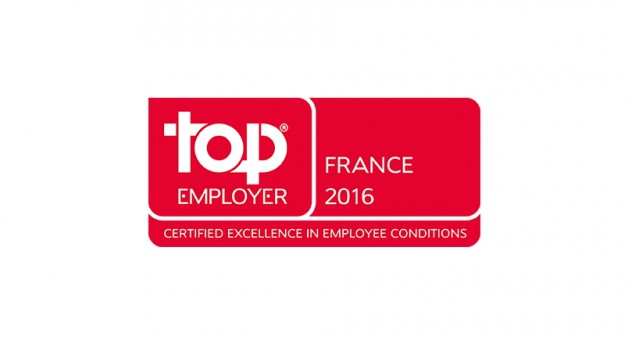 FM Logistic France reçoit la certification Top Employer France 2016