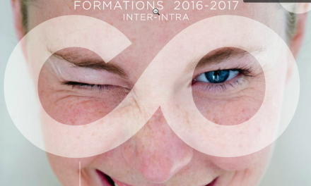 Sortie du catalogue de formations 2017 de Comundi