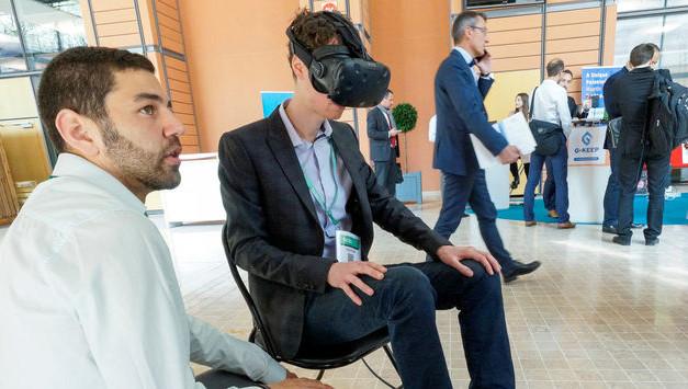 Quand les DRH s'emparent de la réalité virtuelle